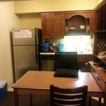 Kitchen/Work Space