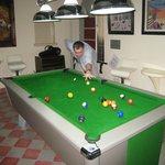 Pete at pools