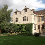 Treasurer's House from the garden