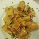 Paccheri alla siciliana
