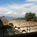 Castello di Lerici , camminamenti di ronda