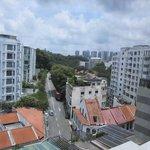 View from Window (Top Floor)