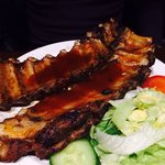 Unlimited spare ribs! Buonissime