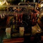 Balagan interior brewery