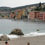playas y casco antiguo