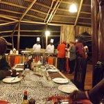 Abendessen: 2 Köche für 7 Besucher