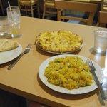 Essen des Indischen Restaurants