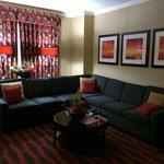 18th floor living room