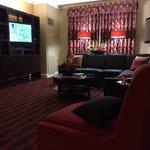 18th floor tv in living room