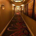 18th floor hallway