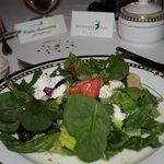 Greek Salad is DEVINE!