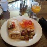 Breakfast (potatoes are great!)