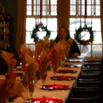 The Inn hosts weddings, birthdays, events