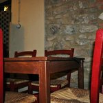 Interno: new look rosso