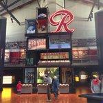 The big Seattle display