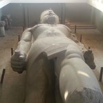 statue Ramses II
