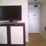 TV+entrance