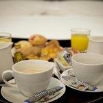 Desayuno Room Service