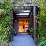 Capella Entrance