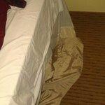 Oversized Bed Ruffel