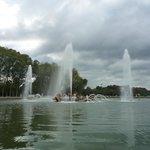 アポロンの泉 大噴水ショー