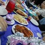 Food in Anjung ketam
