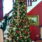 Christmas in Judge Porter House