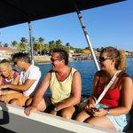 Onderweg naar klein Bonaire