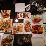 Fantastisk mat! Alt vi bestilte var bra!