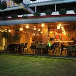 The Sitting Elephant - A Rooftop Restaurant Overlooking River Ganga