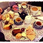Afternoon Tea £7.50/ person
