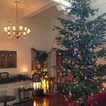 Christmas in Tinakilly House