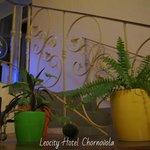 Foto de Hotel LeoCity Chornovola