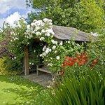 Garstang Country Hotel gardens