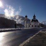 La Seekirchl, detta anche Chiesa della Santa Croce
