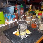 Make your own Bloody Mary Bar @ Charly's in Paia