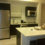cozinha da suite king - maravilhosa