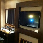 TV & Dressing Room