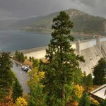Libby Dam Visitor Center