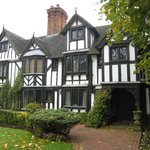 The oldest part of Nailcote Hall