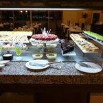 de magnifiques buffets
