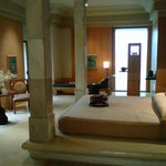 Great Room with traditional Javanese accent