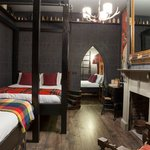 Come and stay in one of our Wizard Chambers !