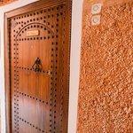 Riad Slawi's Entrance