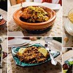 Amazing Dinner at Riad Slawi.  Best we had in morocco.