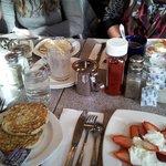 Leckeres Frühstück