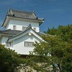 挙母城隅櫓(南側から)