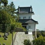 挙母城隅櫓(北側から)
