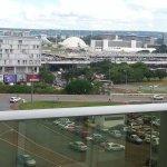 Vista de toda a cidade