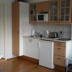Kitchenette with all facilities